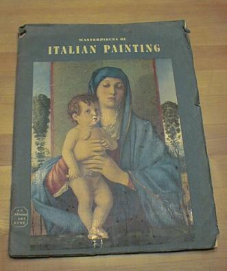 Image for Masterpieces of Italian Painting Tipped in Plates