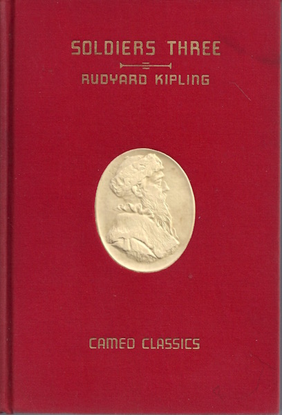 Image for Soldiers Three Rudyard Kipling Cameo Classic