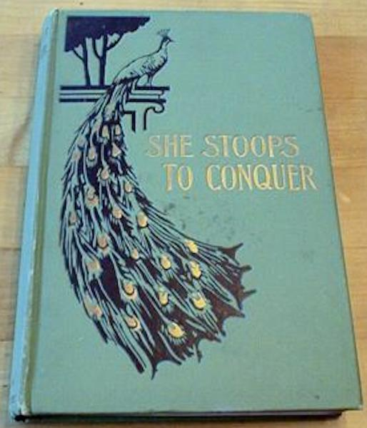 Image for She Stoops to Conquer Oliver Goldsmith Illus Gordon