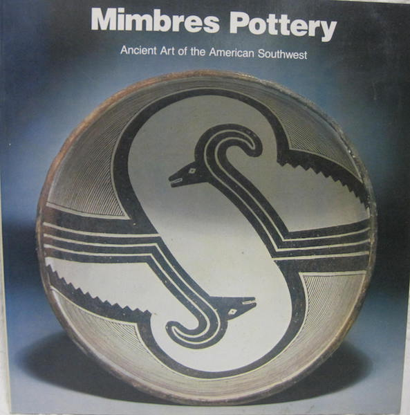 Image for Mimbres Pottery Ancient Art American Southwest First Ed