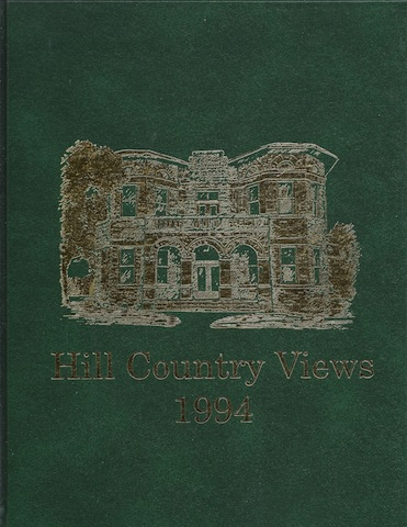 Image for Hill Country Views, 1994