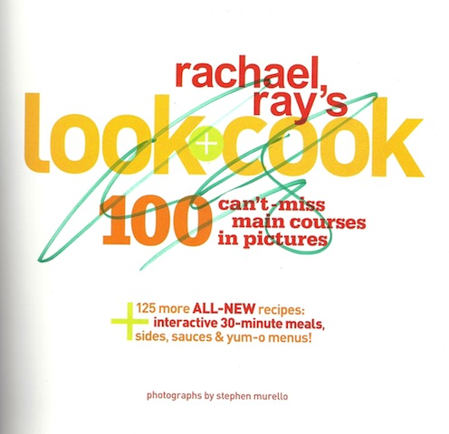 Image for Rachael Ray's Look + Cook