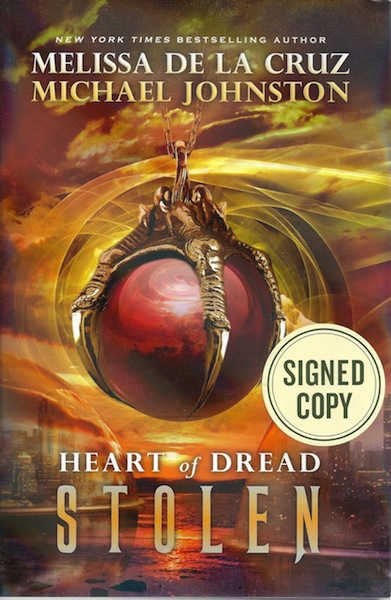 Image for Stolen (Heart of Dread)