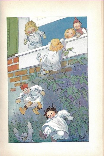 Image for Raggedy Ann Stories 1918