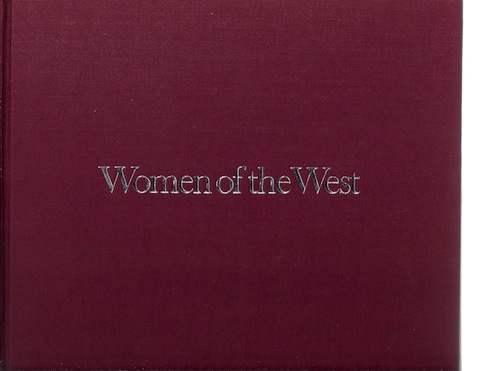 Image for Women of the west