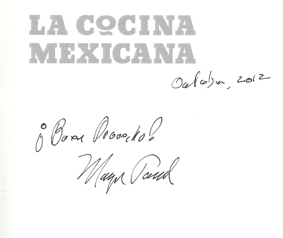 Image for La Cocina Mexicana: Many Cultures, One Cuisine