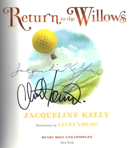 Image for Return to the Willows