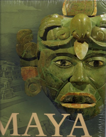 Image for Maya: Divine Kings of the Rainforest
