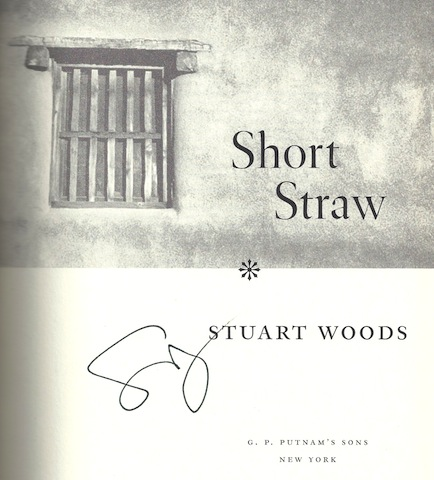 Image for Short Straw (Ed Eagle Novel)