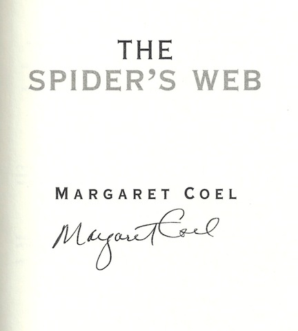 Image for The Spider's Web (A Wind River Reservation Myste)