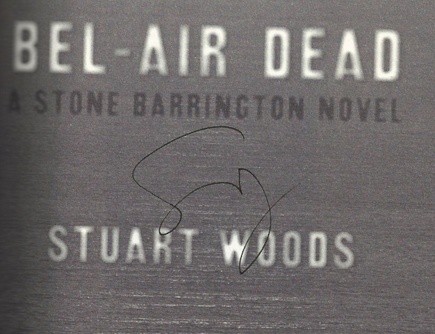 Image for Bel-Air Dead (Stone Barrington)