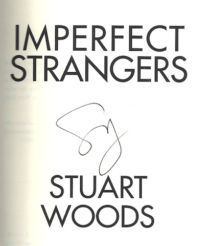 Image for Imperfect Strangers Signed