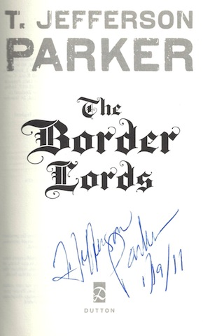Image for The Border Lords (Charlie Hood)