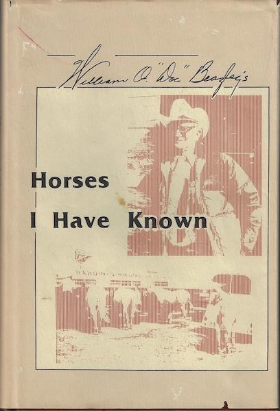 Image for Horses I Have Known
