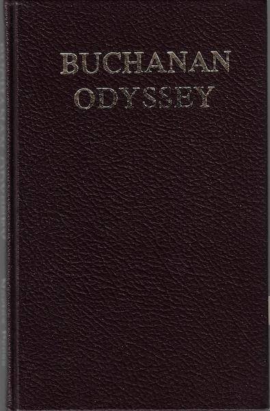 Image for Buchanan odyssey