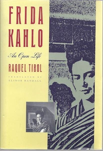 Image for Frida Kahlo: An Open Life