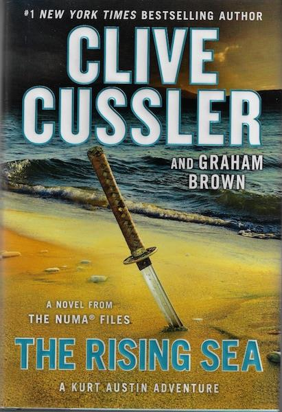 Image for The Rising Sea (The NUMA Files)