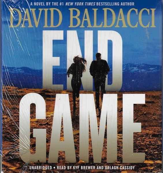 Image for End Game (Will Robie Series) Audio Book