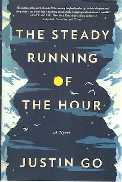 Image for The Steady Running of the Hour: A Novel SIGNED
