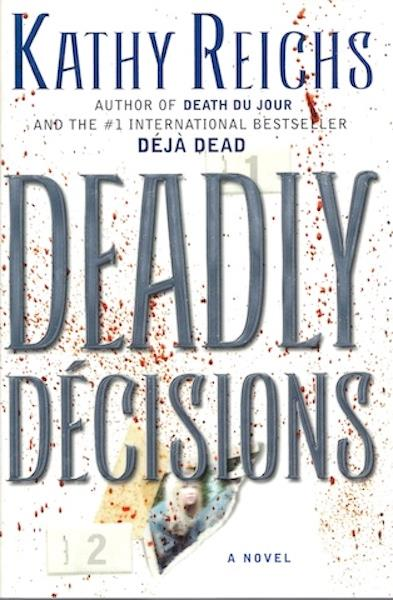 Image for Deadly Decisions SIGNED