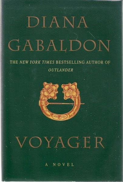 Image for Voyager (Outlander) SIGNED