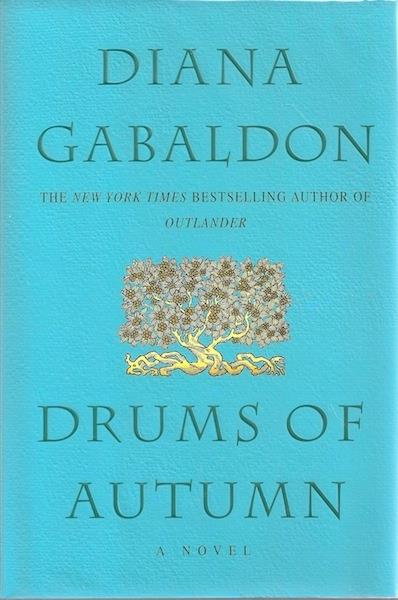 Image for Drums of Autumn (Outlander) SIGNED