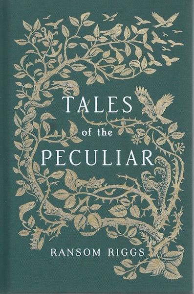 Image for Tales of the Peculiar SIGNED