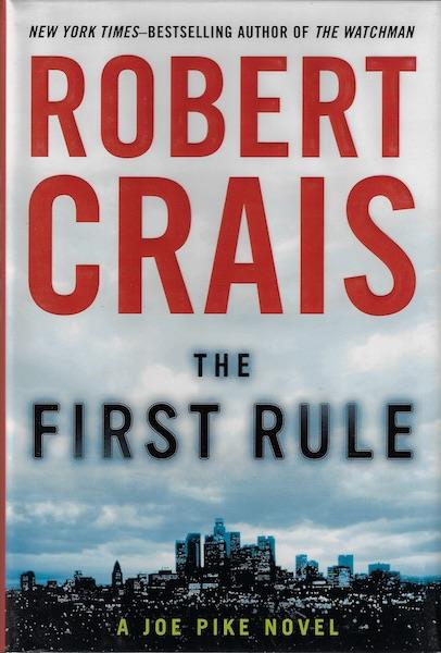Image for The First Rule (Joe Pike Novels)