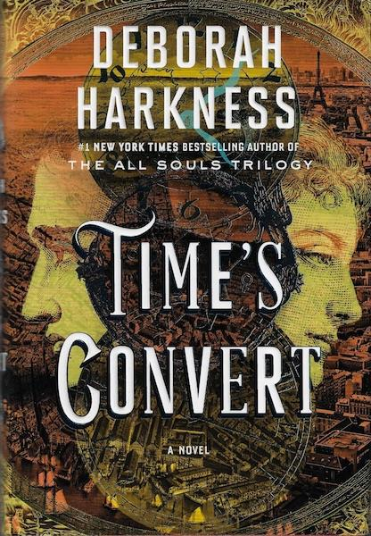 Image for Time's Convert SIGNED