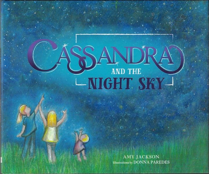 Image for Cassandra and The Night Sky DOUBLE SIGNED