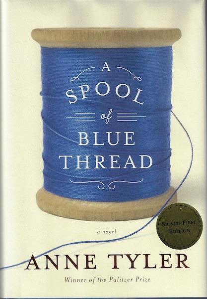 Image for A Spool of Blue Thread SIGNED