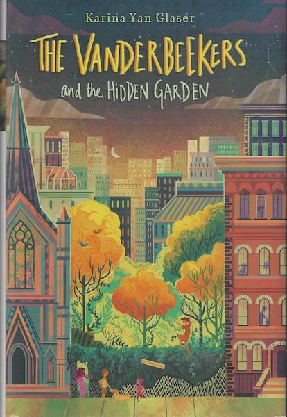 Image for The Vanderbeekers and the Hidden Garden SIGNED