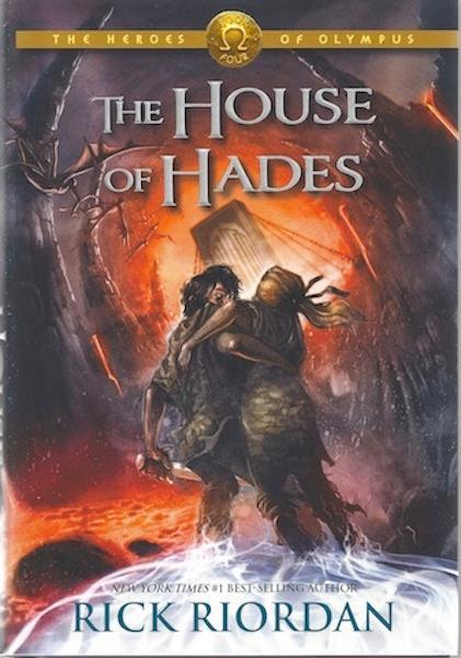 Image for The House of Hades SIGNED (Heroes of Olympus, Book 4)