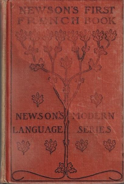 Image for Newson's First French Book (Newson's Modern Language Series, Newson's First French Book)