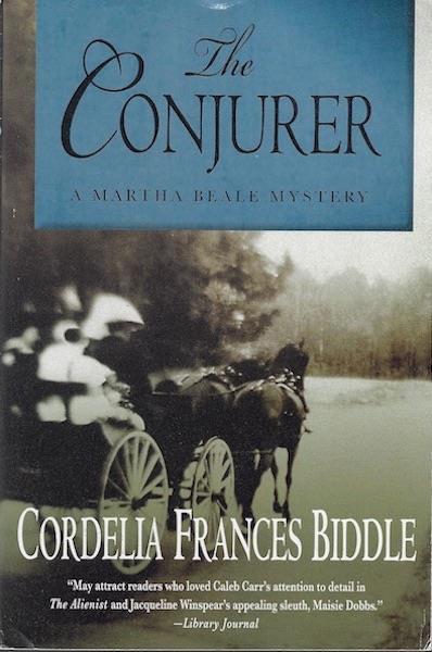 Image for The Conjurer (Martha Beale Mysteries)