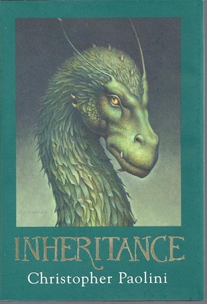 Image for Inheritance (The Inheritance Cycle) SIGNED