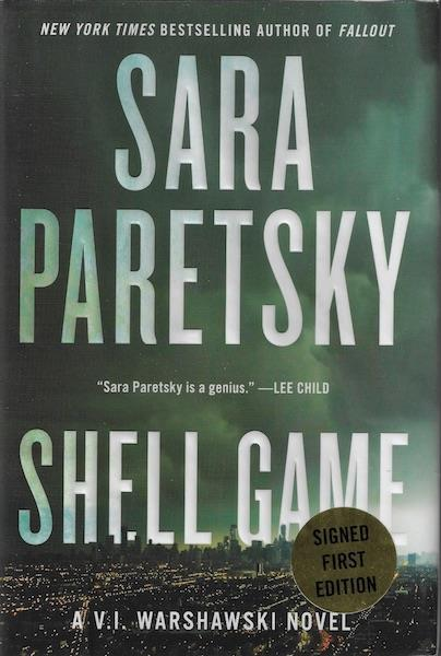 Image for Shell Game: A V.I. Warshawski Novel (V.I. Warshawski Novels)