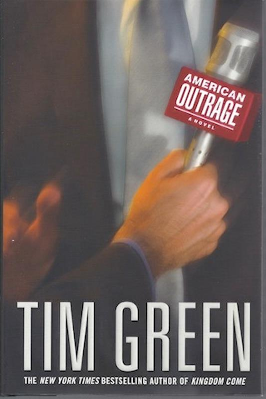 Image for American Outrage [Hardcover] by Green, Tim