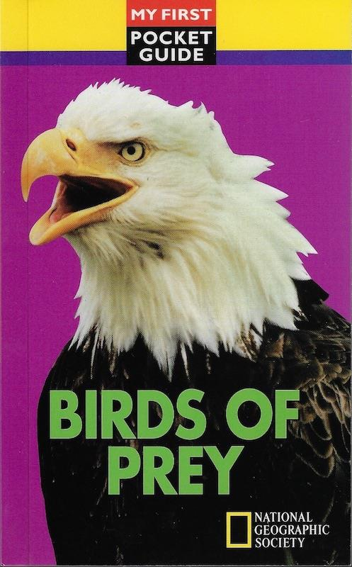 Image for Birds of prey (My first pocket guide)