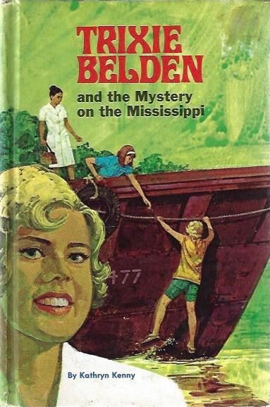 Image for Trixie Belden and the Mystery on the Mississippi