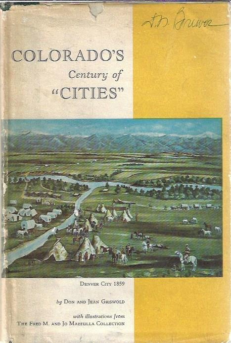 "Image for Colorado's Century of ""Cities"" History"