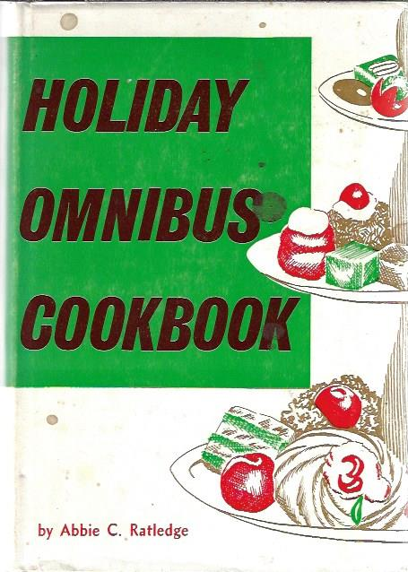 Image for Holiday Omnibus Cookbook