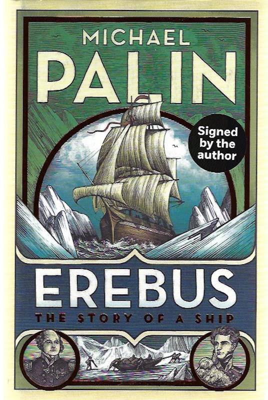 Image for Erebus: The Story of a Ship SIGNED