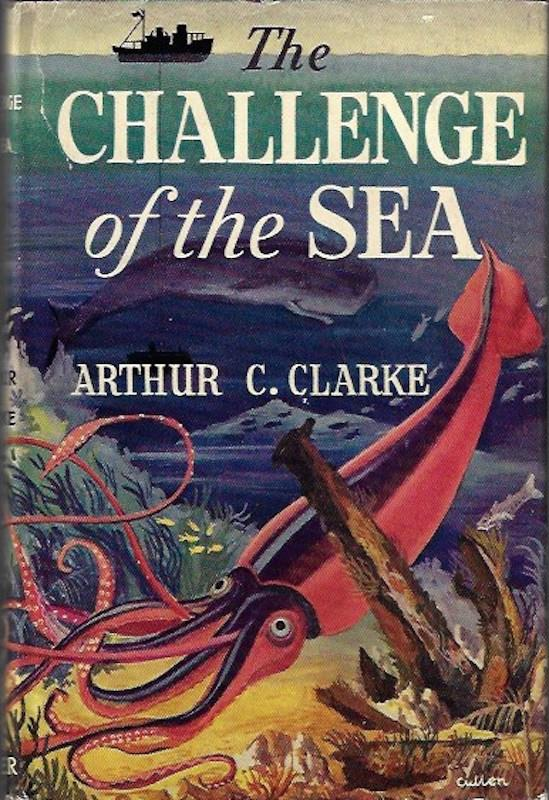 Image for The Challenge of the Sea