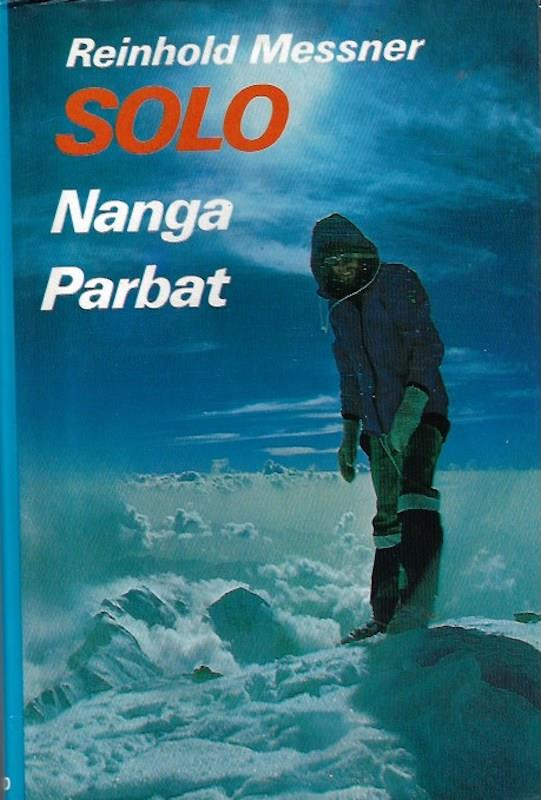 Image for Solo: Nanga Parbat (English and German Edition)