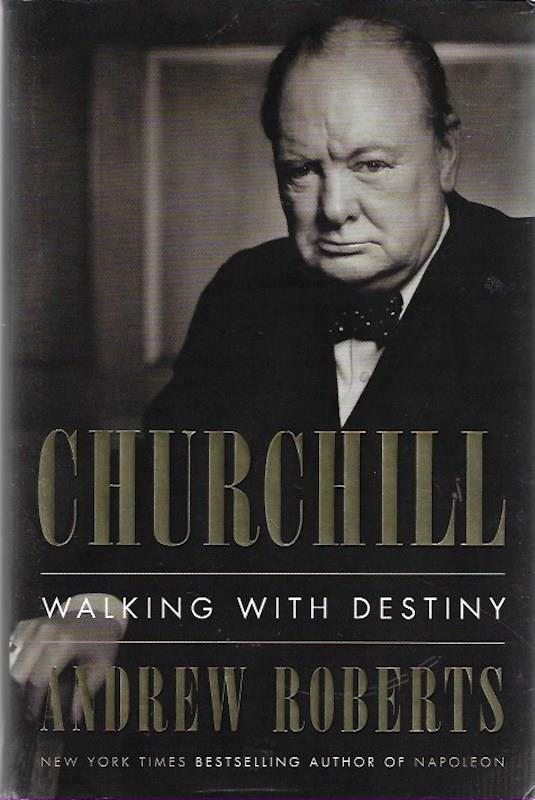 Image for Churchill: Walking with Destiny SIGNED