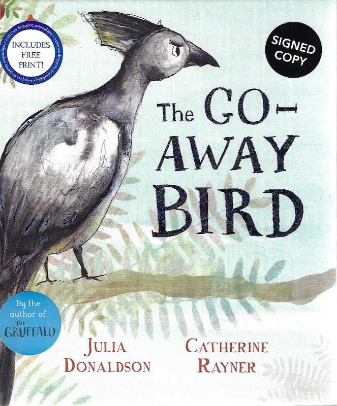 Image for The Go-Away Bird SIGNED