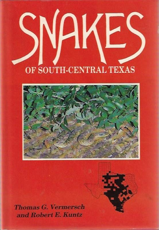 Image for Snakes of South-Central Texas