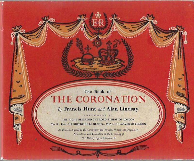 Image for The book of the coronation