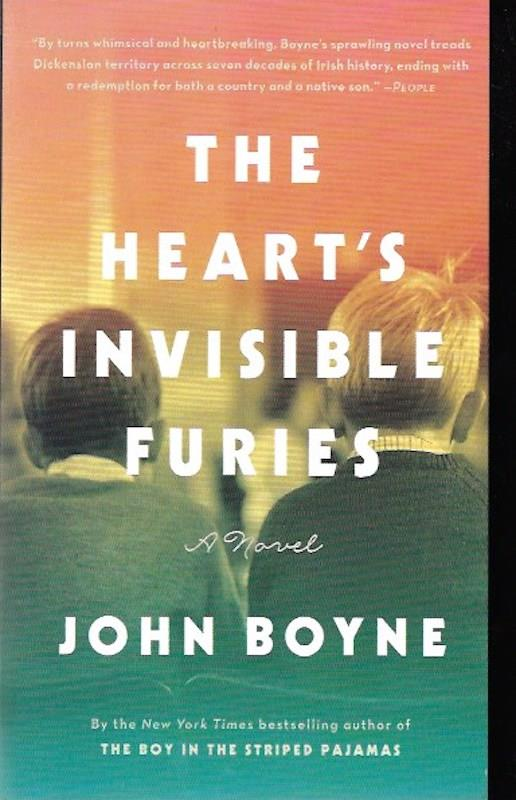 Image for The Heart's Invisible Furies: A Novel